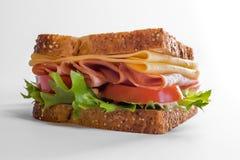 Σάντουιτς lite και διατροφή στοκ φωτογραφία