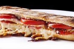 σάντουιτς panini στοκ φωτογραφία