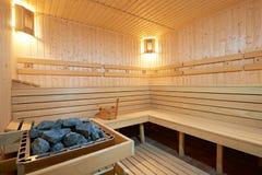 σάουνα Στοκ φωτογραφία με δικαίωμα ελεύθερης χρήσης