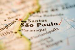 Σάο του Paulo Στοκ Φωτογραφίες