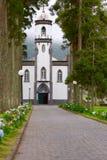 Σάο Nicolau εκκλησιών σε Sete Cidades Στοκ εικόνα με δικαίωμα ελεύθερης χρήσης