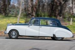 1957 σάπφειρος Limousine Armstrong Siddeley Στοκ φωτογραφίες με δικαίωμα ελεύθερης χρήσης