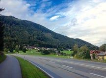 Σάλτζμπουργκ στην Αυστρία στοκ φωτογραφίες με δικαίωμα ελεύθερης χρήσης