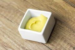 Σάλτσα μουστάρδας Στοκ Εικόνα