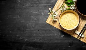 Σάλτσα ρυζιού και σόγιας Στοκ εικόνα με δικαίωμα ελεύθερης χρήσης