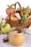 Σάλτσα της Apple Στοκ Φωτογραφία
