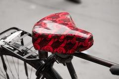 σέλα ποδηλάτων μοντέρνη Στοκ φωτογραφίες με δικαίωμα ελεύθερης χρήσης