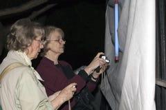 Σέντραλ Παρκ στο σκοτάδι στοκ φωτογραφία με δικαίωμα ελεύθερης χρήσης