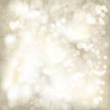 σέπια Χριστουγέννων ανασ&kap Στοκ Φωτογραφίες