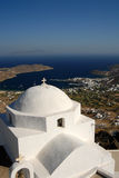 Σέριφος-Κυκλάδες, Ελλάδα Στοκ Εικόνες