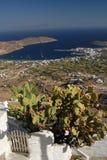 Σέριφος-Κυκλάδες, Ελλάδα Στοκ φωτογραφίες με δικαίωμα ελεύθερης χρήσης