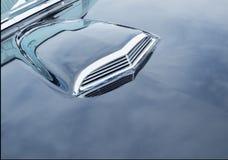 Σέσουλα κουκουλών της Ford Thunderbird Στοκ Φωτογραφίες