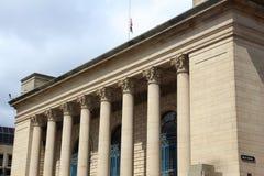 Σέφιλντ Δημαρχείο στοκ φωτογραφία με δικαίωμα ελεύθερης χρήσης