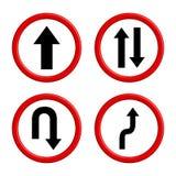 Σήματα διέλευσης Στοκ εικόνα με δικαίωμα ελεύθερης χρήσης