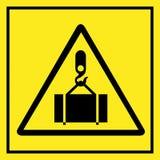 Σήμα της εργασίας Στοκ Εικόνες