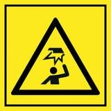 Σήμα της εργασίας Στοκ Φωτογραφίες