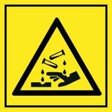 Σήμα της εργασίας Στοκ εικόνες με δικαίωμα ελεύθερης χρήσης