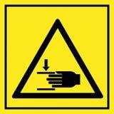 Σήμα της εργασίας Στοκ Φωτογραφία