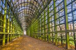 Σήραγγα κήπων στο Λονδίνο Στοκ εικόνες με δικαίωμα ελεύθερης χρήσης