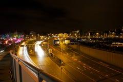 Σήραγγα στο Άμστερνταμ Στοκ εικόνες με δικαίωμα ελεύθερης χρήσης