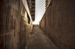 σήραγγα τελών Οδός όπως τη σήραγγα στο Αζερμπαϊτζάν Μπακού Στοκ φωτογραφία με δικαίωμα ελεύθερης χρήσης