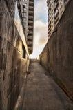 σήραγγα τελών Οδός όπως τη σήραγγα στο Αζερμπαϊτζάν Μπακού Στοκ Εικόνες