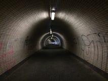 σήραγγα Στοκ φωτογραφίες με δικαίωμα ελεύθερης χρήσης