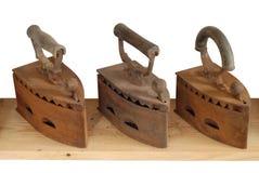 σίδηροι παλαιοί Στοκ Εικόνα