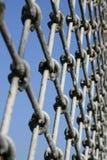 σίδηρος καγκέλων Στοκ Φωτογραφίες