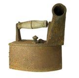 σίδηρος παλαιός Στοκ Φωτογραφία
