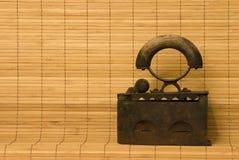 σίδηρος παλαιός στοκ φωτογραφίες με δικαίωμα ελεύθερης χρήσης