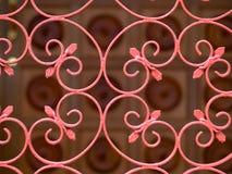 σίδηρος πυλών επεξεργα&sigma Στοκ εικόνα με δικαίωμα ελεύθερης χρήσης