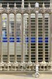 σίδηρος πυλών Στοκ Φωτογραφίες