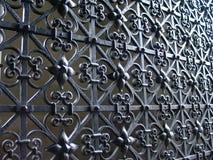 σίδηρος πυλών Στοκ Φωτογραφία