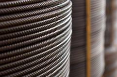 σίδηρος ράβδων στοκ φωτογραφία
