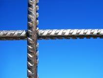 σίδηρος ράβδων Στοκ εικόνα με δικαίωμα ελεύθερης χρήσης
