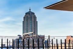 Σίδνεϊ Arquitecture και κτήρια οδών Στοκ Εικόνα