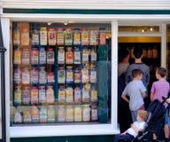 Σίκαλη-υψηλό γλυκό κατάστημα οδών στοκ εικόνες με δικαίωμα ελεύθερης χρήσης