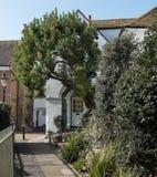 Σίκαλη, ανατολικό Σάσσεξ, UK στοκ εικόνες με δικαίωμα ελεύθερης χρήσης