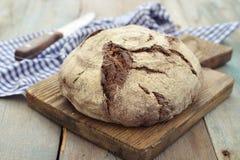 Σίκαλη γύρω από το ψωμί στοκ εικόνα με δικαίωμα ελεύθερης χρήσης