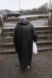 Σίτιση των αστέγων Στοκ Εικόνες