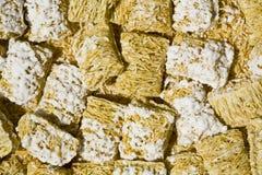 σίτος δημητριακών ανασκόπη Στοκ φωτογραφία με δικαίωμα ελεύθερης χρήσης