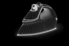 Σίδηρος (καλώδιο κατασκευής) Στοκ φωτογραφίες με δικαίωμα ελεύθερης χρήσης
