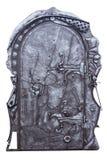 σίδηρος πορτών επεξεργα&sig Στοκ εικόνες με δικαίωμα ελεύθερης χρήσης