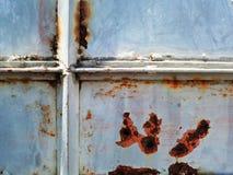 Σίδηρος σύστασης/υποβάθρου σκουριασμένος Στοκ φωτογραφία με δικαίωμα ελεύθερης χρήσης