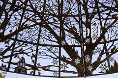 σίδηρος τέχνης Στοκ εικόνα με δικαίωμα ελεύθερης χρήσης