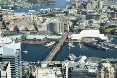 Σίδνεϊ Αυστραλία CBD στοκ φωτογραφία με δικαίωμα ελεύθερης χρήσης