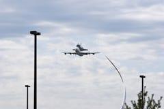 σαΐτα 747 ανακαλύψεων Στοκ Εικόνα