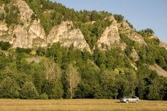 Σαββατοκύριακο βουνών Στοκ εικόνες με δικαίωμα ελεύθερης χρήσης