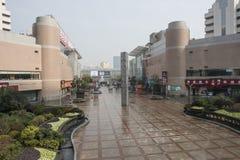 Σαγκάη μια σκηνή μετά από τη βροχή Στοκ Εικόνες